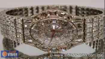 Rolex, joyas Cartier, plumas fuente con diamantes y cachas de oro serán subastadas en Los Pinos - El Diario Visión