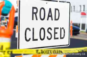 Part of Kennedy Road in East Gwillimbury to close this weekend - BradfordToday