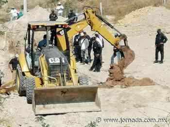 FGR inicia búsqueda de desaparecidos en Tlapa de Comonfort - La Jornada