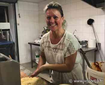 Pizzaïola à Vaugneray : Jocelyne Greppo a repris l'entreprise familiale - Essor Rhône