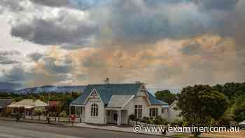 Fingal fire could push into Douglas Apsley National Park - Tasmania Examiner