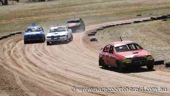 Engines revving on Apsley dirt circuit - Naracoorte Herald