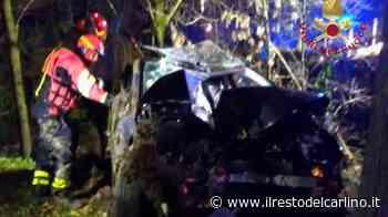 Incidente Reggio Emilia, auto si ribalta nel greto del Rodano. Due feriti gravi - il Resto del Carlino