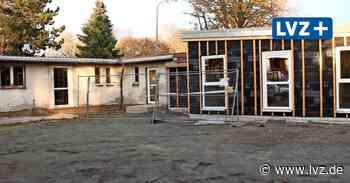Kinderbetreuung - Kita-Ausweichquartier in Espenhain soll bis Dezember fertig sein - Leipziger Volkszeitung