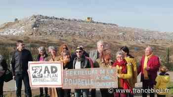 Les habitants d'Entraigues-sur-la-Sorgue montent une ZAD pour protéger la zone du PLAN - France Bleu