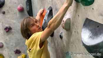 Olympische Spiele 2020: Klettern hoch drei - DER SPIEGEL