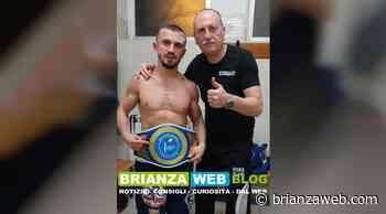 ALZATE BRIANZA: Suat Laze è il nuovo Campione italiano dei pesi piuma - BRIANZA WEB