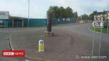 Woman, 44, found with head injury near Plas Madoc Leisure Centre - BBC News