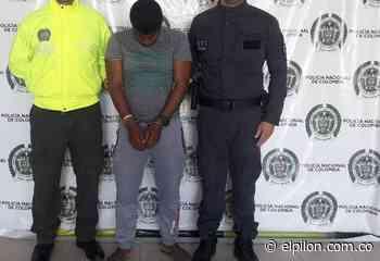 Capturan a soldado sindicado de matar a su compañero en Curumaní - ElPilón.com.co