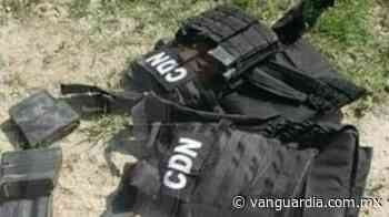 Aseguran armas y vehículos a civiles armados en Zaragoza, Coahuila - Vanguardia MX
