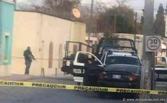 Coahuila: Policías son investigados por homicidio de niña en Zaragoza   El Universal - El Universal