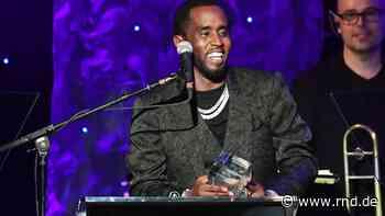 """""""Kein Respekt für schwarze Musik"""": Sean """"Diddy"""" Combs schimpft über Grammys - RND"""