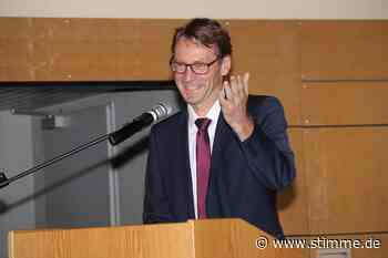 Thomas Csaszar zum Bürgermeister von Brackenheim gewählt - Heilbronner Stimme