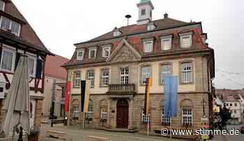 In Brackenheim plätschert der Wahlkampf lautlos vor sich hin - Heilbronner Stimme