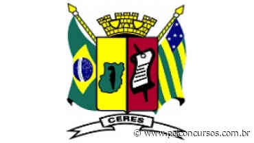Prefeitura de Ceres - GO organiza novo Concurso Público com 168 vagas - PCI Concursos