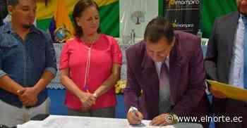 Pimampiro firmó acuerdo cantonal por la educación - Diario El Norte
