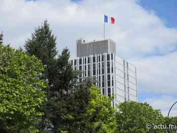La-Garenne-Colombes. Jean Dujardin a tourné des scènes d'OSS 117 à la mairie - actu.fr