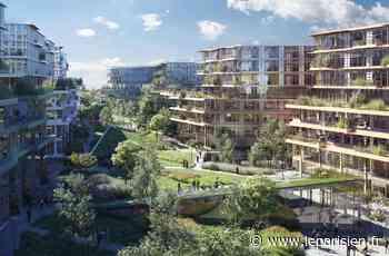A La Garenne-Colombes, Engie s'apprête à bâtir un campus géant sur le site PSA - Le Parisien