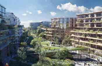 La Garenne-Colombes : Swiss Life AM France acquiert en Vefa le futur siège mondial d'Engie - Business Immo