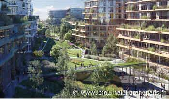 La Garenne-Colombes : enquête publique sur le futur siège d'Engie - Le Journal du Grand Paris