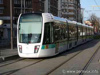 La Garenne-Colombes (92): un conducteur de tramway non-gréviste violemment pris à partie - Paris Vox