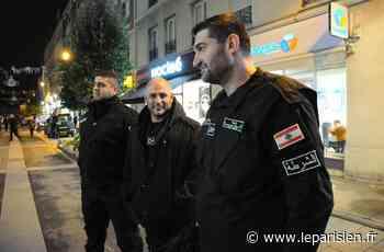 A La Garenne-Colombes, trois policiers municipaux libanais en stage d'observation - Le Parisien