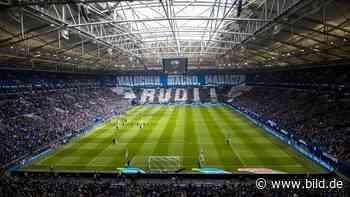 Adressänderung Amtlich - Schalker Arena steht nun am Rudi-Assauer-Platz 1 - BILD