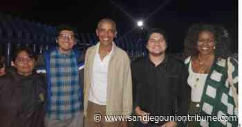 Sorprende visita de los Obama a Loreto en Baja California Sur - San Diego Union-Tribune en Español