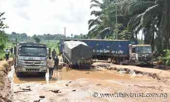Communities hail contract to fix Umuahia-Ikwuano-Ikot Ekpene road - Daily Trust