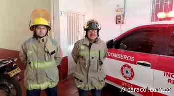 """No realizar quemas a cielo abierto"": Bomberos de Útica, Cundinamarca - Caracol Radio"