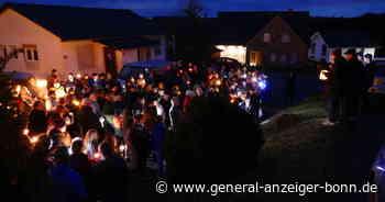 Neunkirchen-Seelscheid: Mahnwache nach rassistischem Messerangriff - General-Anzeiger