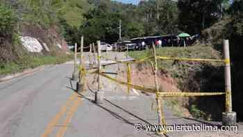 noticias del Tolima: Emergencia en la vía Ataco - Planadas - Alerta Tolima