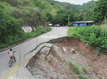Vía Ataco – Planadas en riesgo de desaparecer - Ondas de Ibagué
