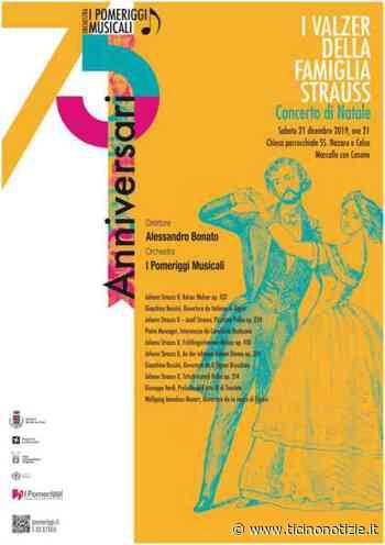 Marcallo con Casone: questa sera di scena l'orchestra 'I Pomeriggi Musicali' - Ticino Notizie