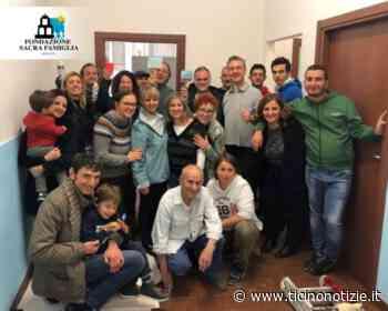 Autismo/Marcallo con Casone: con i ragazzi speciali della Sacra Famiglia tinteggiati i locali del Counseling - Ticino Notizie