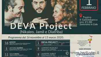 "DEVA Project in concerto al Teatro ""Il Saltimbanco"" di Santeramo in Colle - BariToday"
