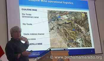 Moquegua: Río Torata está contaminado por agro y desagües - Pachamama radio 850 AM