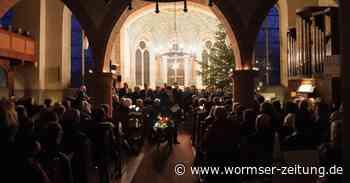 Weihnachtskonzert der Chöre aus Monsheim und Kriegsheim - Wormser Zeitung