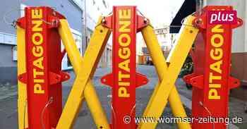 Angst vor Lkw-Attacken: VG Monsheim schafft Sperren an - Wormser Zeitung