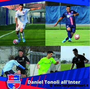 Serie D. Daniel Tonoli della Virtus Ciserano Bergamo in prestito all'Inter. Complimenti! - Bergamo & Sport