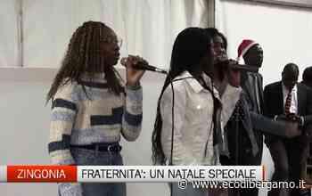 Zingonia: fraternità nel Natale con i Carabinieri - L'Eco di Bergamo