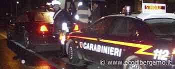 Ciserano, tre arresti in flagrante In auto hashish, cocaina e soldi - L'Eco di Bergamo