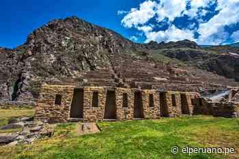 Ollantaytambo, construcción inca de sorprendente perfección - El Peruano