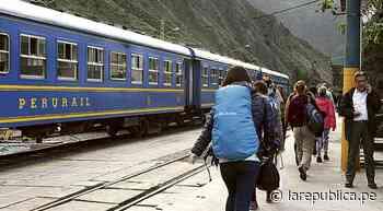 Cusco: Empresas ampliarán servicio de tren local en Ollantaytambo - LaRepública.pe