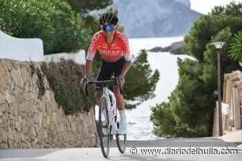 Quintana se impuso en el Circuito Ciclístico Jenesano - Diario del Huila