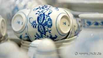 Kretschmer: Porzellan-Manufaktur Meissen bleibt staatlich - MDR