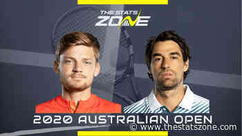 2020 Australian Open – David Goffin vs Jeremy Chardy Preview & Prediction - The Stats Zone