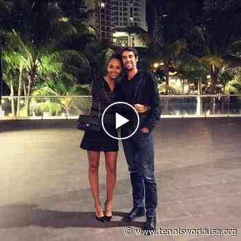 Frenchman Jeremy Chardy Posts #GenderReveal Video on Instagram - Tennis World USA