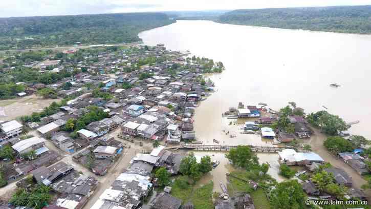 Indígenas del Bajo Baudó tienen problemas de salud y agua potable - La FM