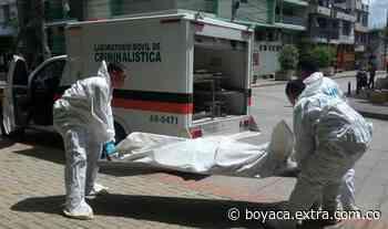 Entre Guachetá y Capellanía: Se mató al estrellar su moto contra un camión de valores - Extra Boyacá